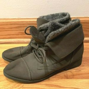 Madden Girl Booties Size 7.5 M Ankle Boots